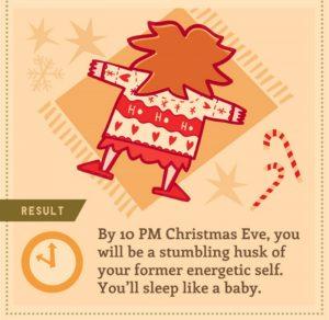 Sleeping on Christmas