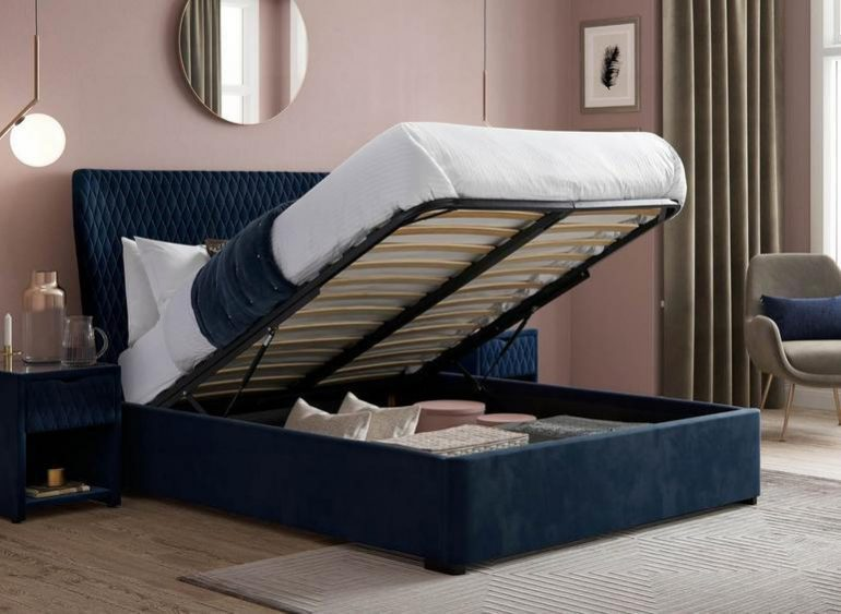Grove Ottoman Space Saving Bed