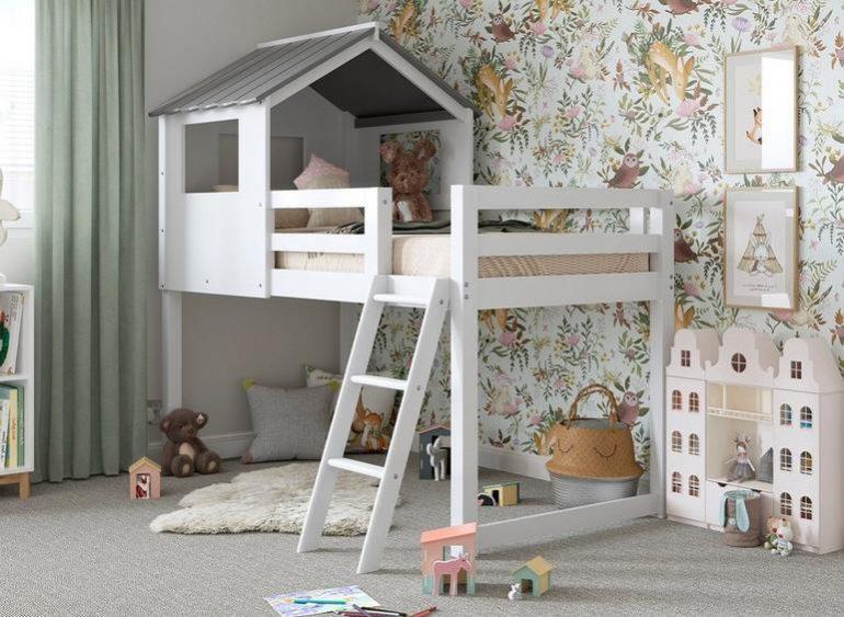 Kids Space Saving Cabin Bed