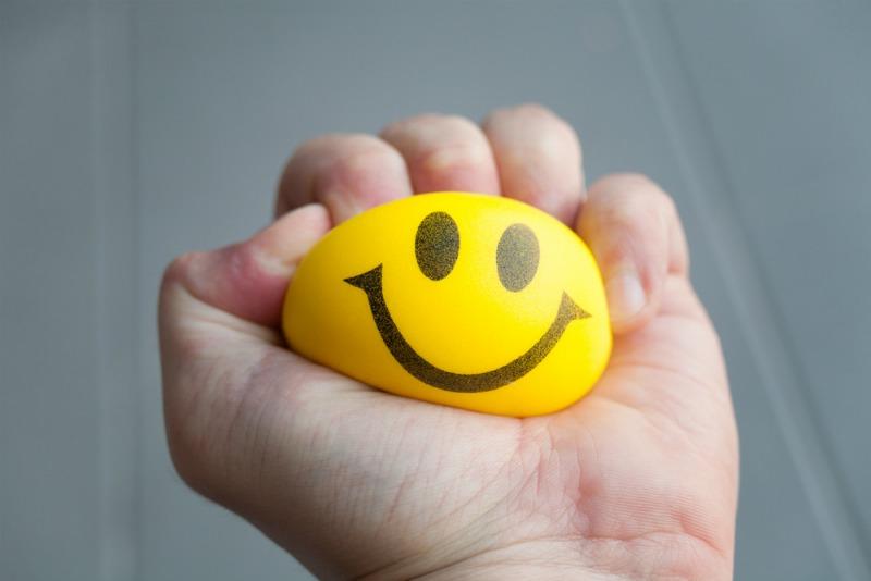 An image of a stress ball