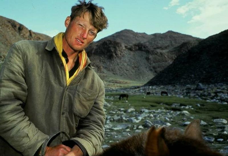 Benedict Allen explorer