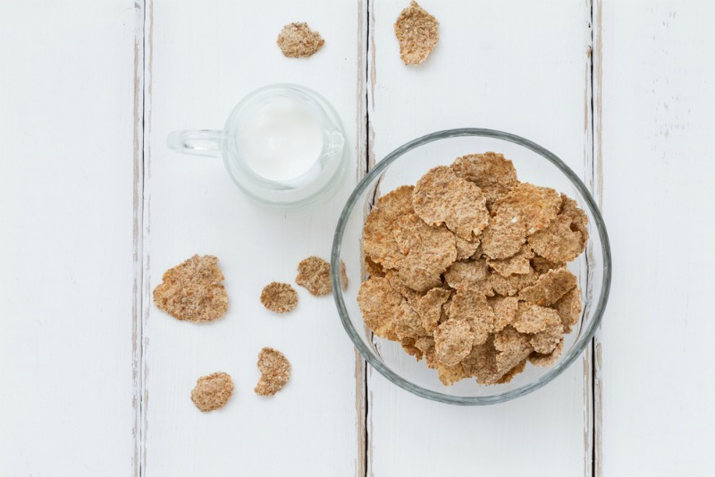 An image of cereal