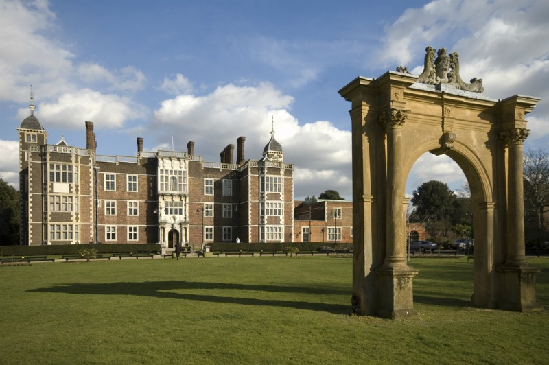 An image showing Charlton House - Haunted Houses