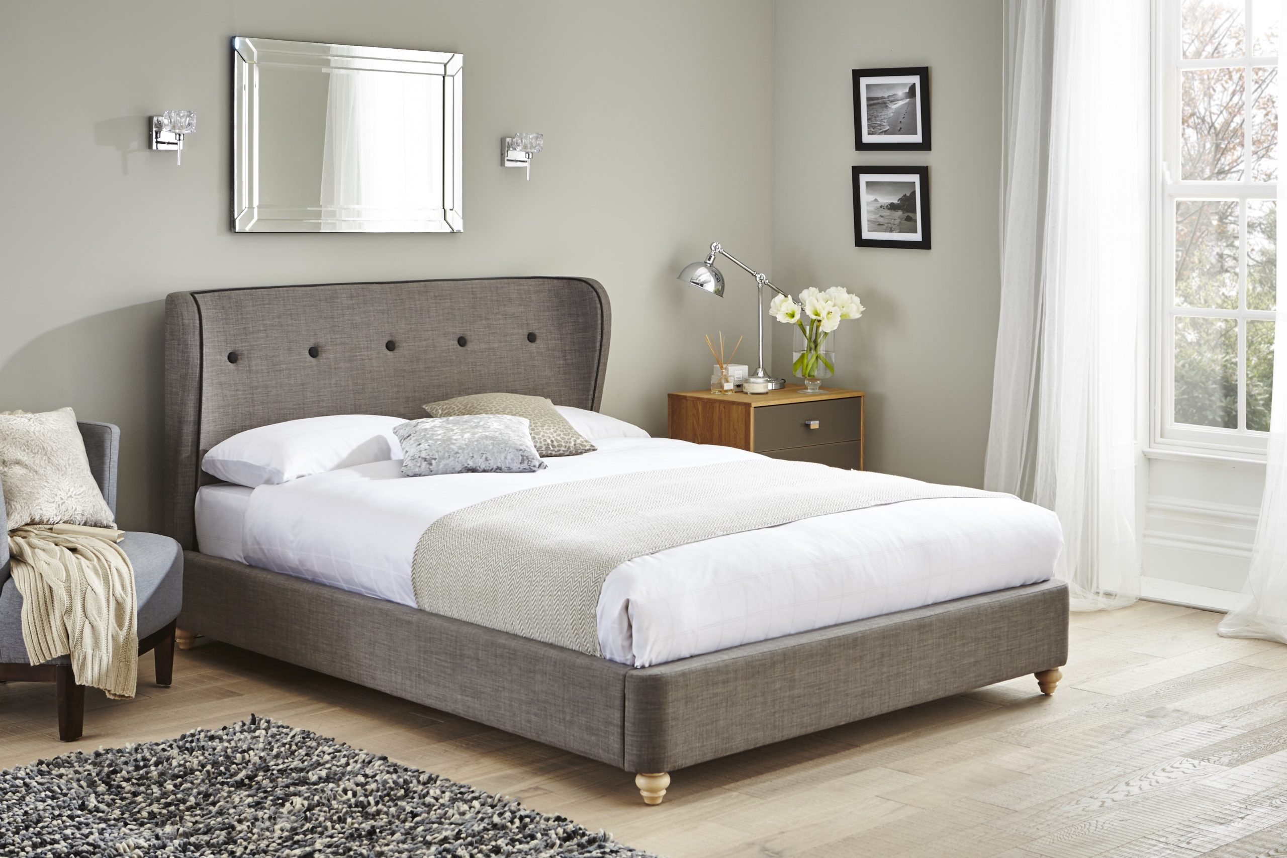 The Perfect Made Bed