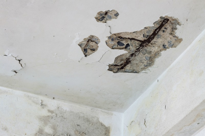 image of damp in a house