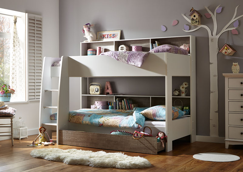 Image of a child's bedroom