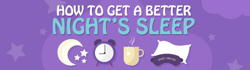 Sleep better when the clocks go forward graphic