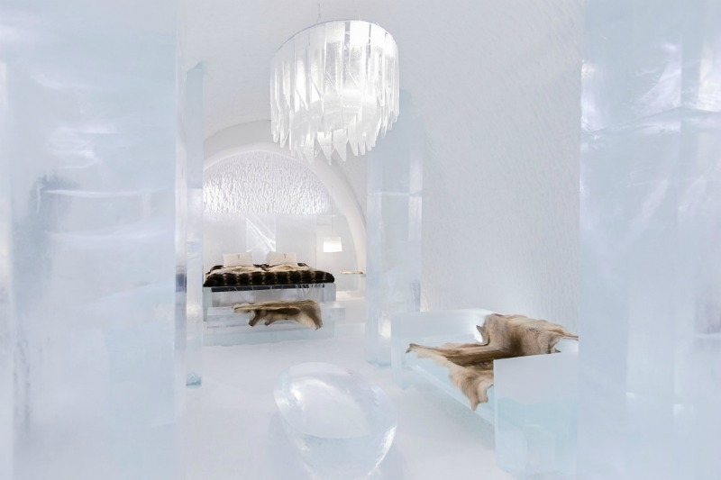 An image of the ICEHOTEL