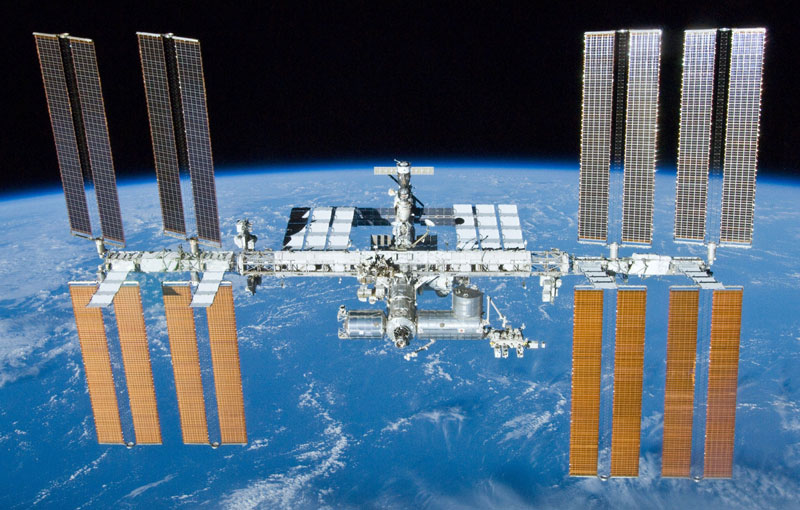Clayton Anderson recalls his time sleeping aboard the ISS in 2010. Read more on The Sleep Matters Club.