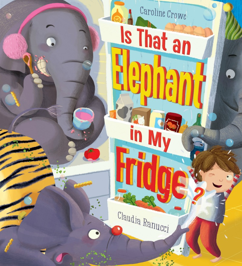 Is that an elephant in my fridge by claudia ranucci