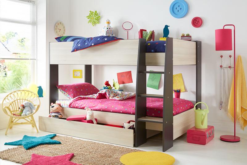 Image of the Dreams Jerry Bunk kid's bedroom