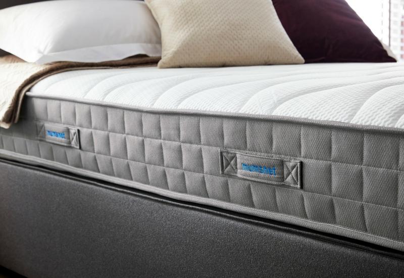 Closeup of Mumsnet spirit mattress