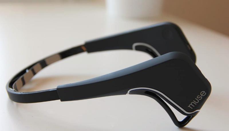 Image of sleep gadget - Muse headband