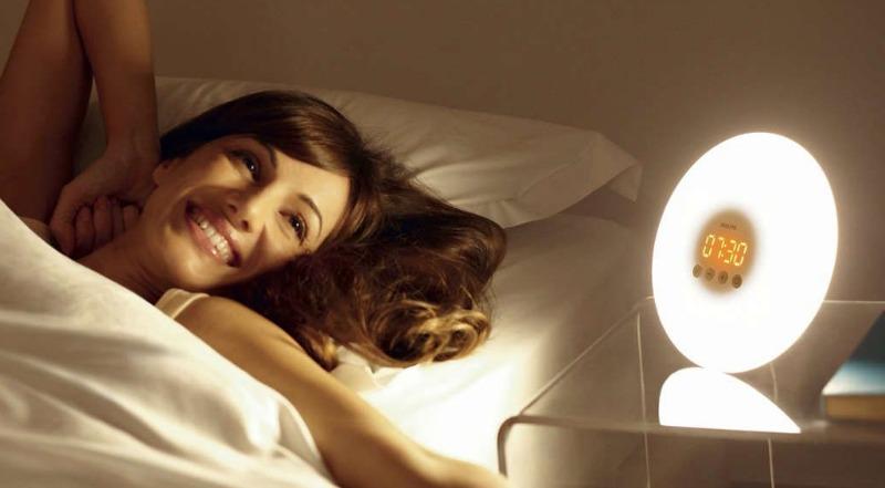 Image of sleep gadget - Philips wake up light