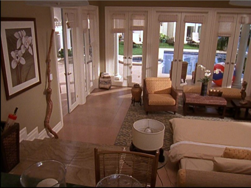 An image of Ryan Atwood's Bedroom