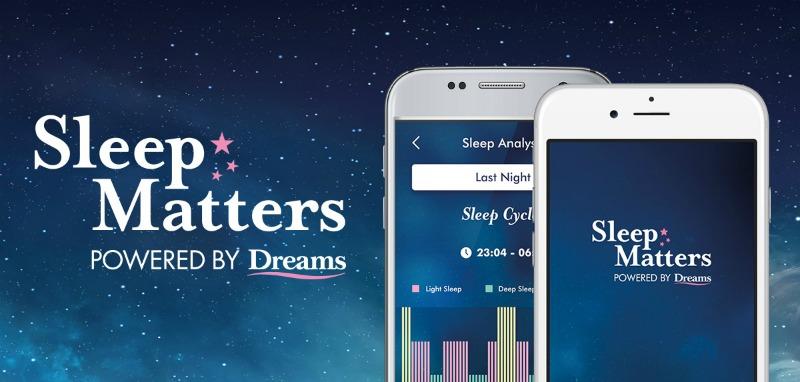 Sleep Matters App Banner