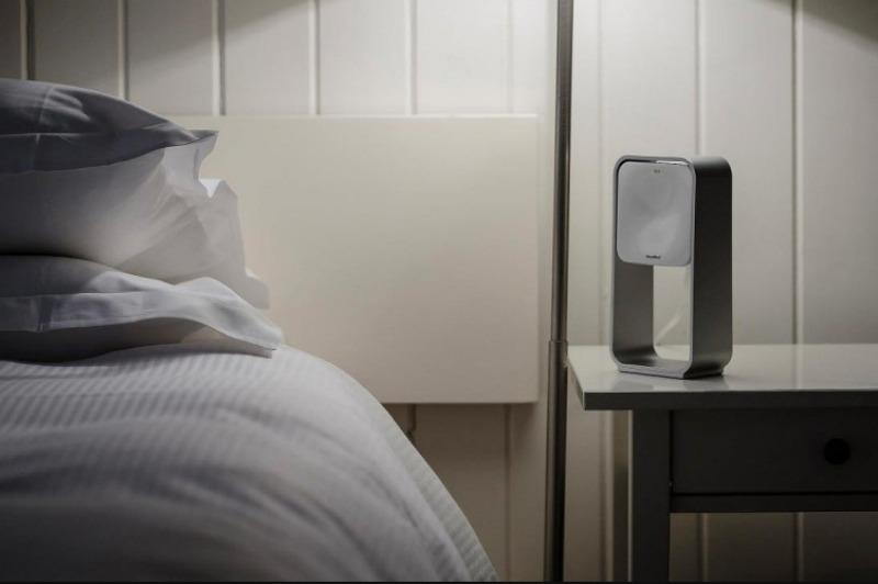 Image of sleep technology monitor