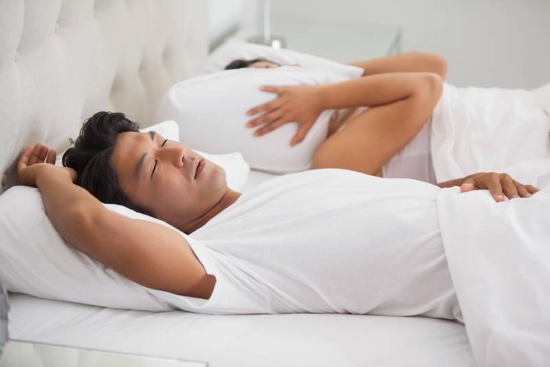 Snoring and Sleepless