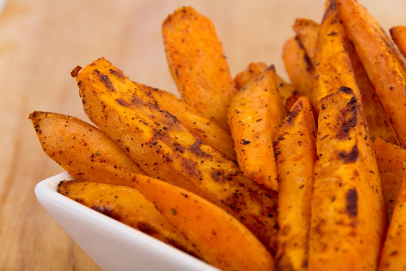 An image of sweet potato chips
