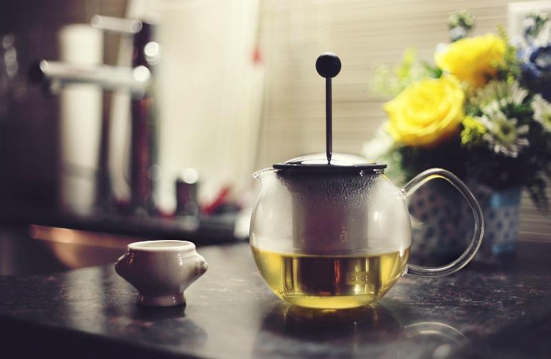 Sleep in your new home - tea
