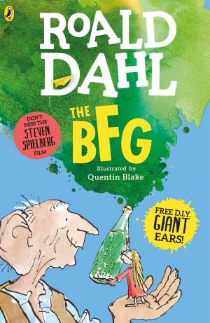 The BFG NEW JACKET by Roald Dahl