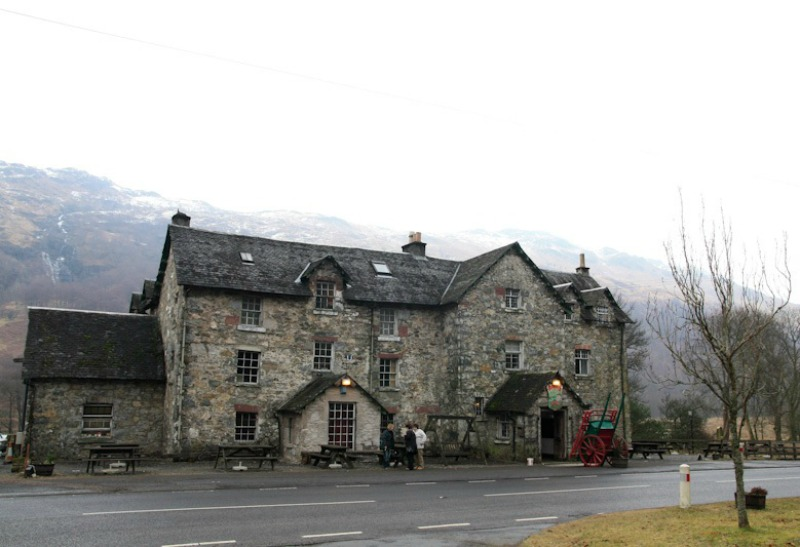 An image showing the Drover's Inn - Haunted Houses