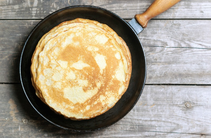 Image of traditional pancakes