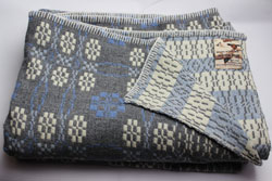 Welsh Blankets offer a great way to layer up your bedding. Turn your bed into a sleep haven, from The Sleep Matters Club.