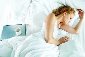 Women Biphasic Sleeping During the Day