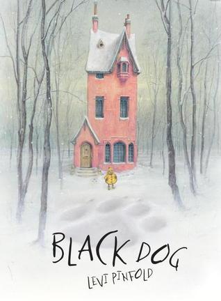 The Black Dog by Levi Pinfold