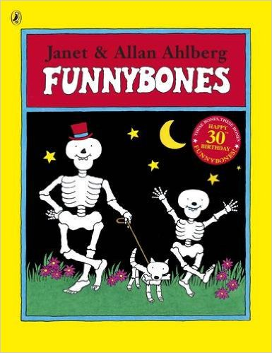 Funny Bones by Allan Ahlberg