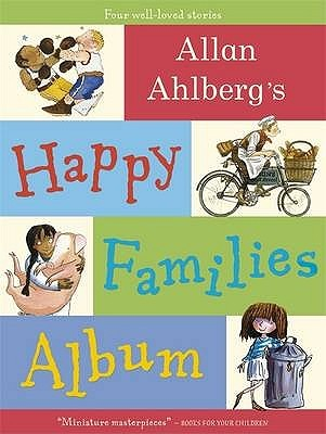Happy Families Album by Allan Ahlberg