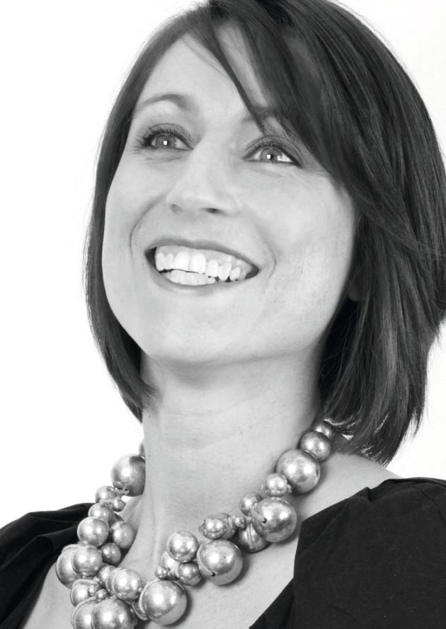An image of interior designer Lisa Keates