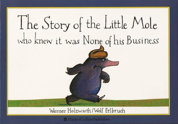 The Story of the Little Mole Who Knew it Was None of His Business by Werner Holzwarth