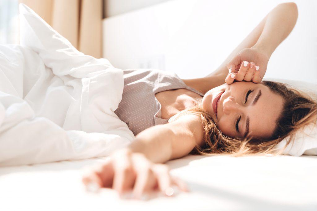 make sleep a strong habit