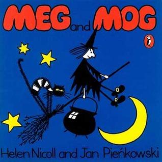 Meg and Mog by Helen Nicoll