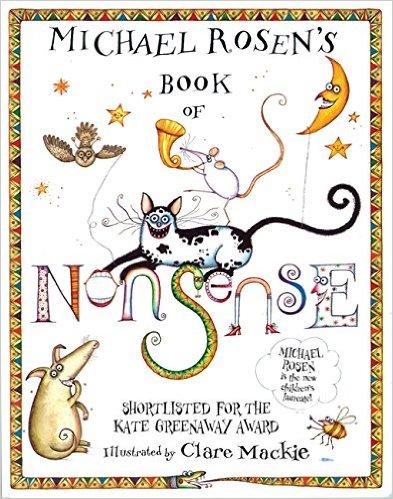 Michael Rosen's A to Z of Nonesense by Michael Rosen