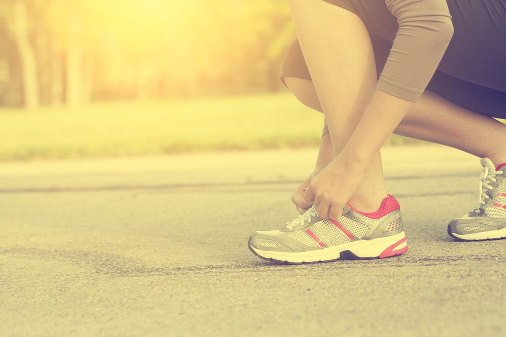 A morning run can positively enforce your body clocks natural rhythm.
