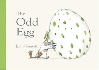 The Odd Egg by Emily Gravett