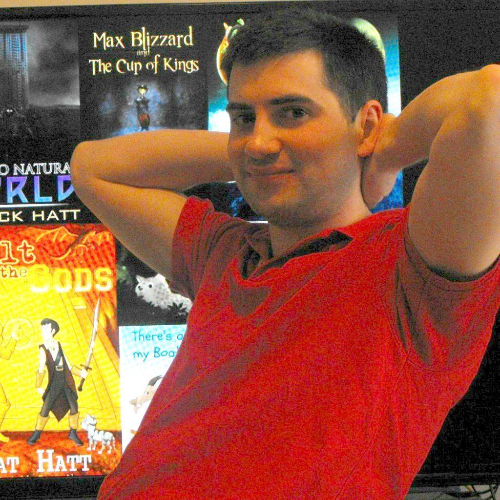 Children's author Pat Hatt