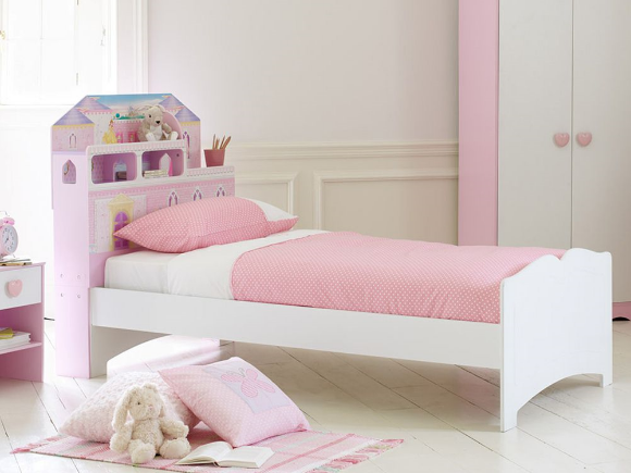 kids' bedrooms - princess theme