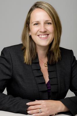 Children's sleep consultant Rebecca Michi