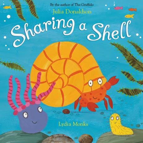Sharing a Shell by Julia Donaldson