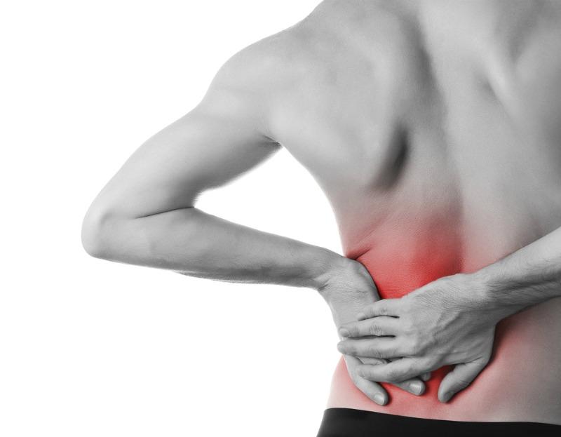 Image representing back pain