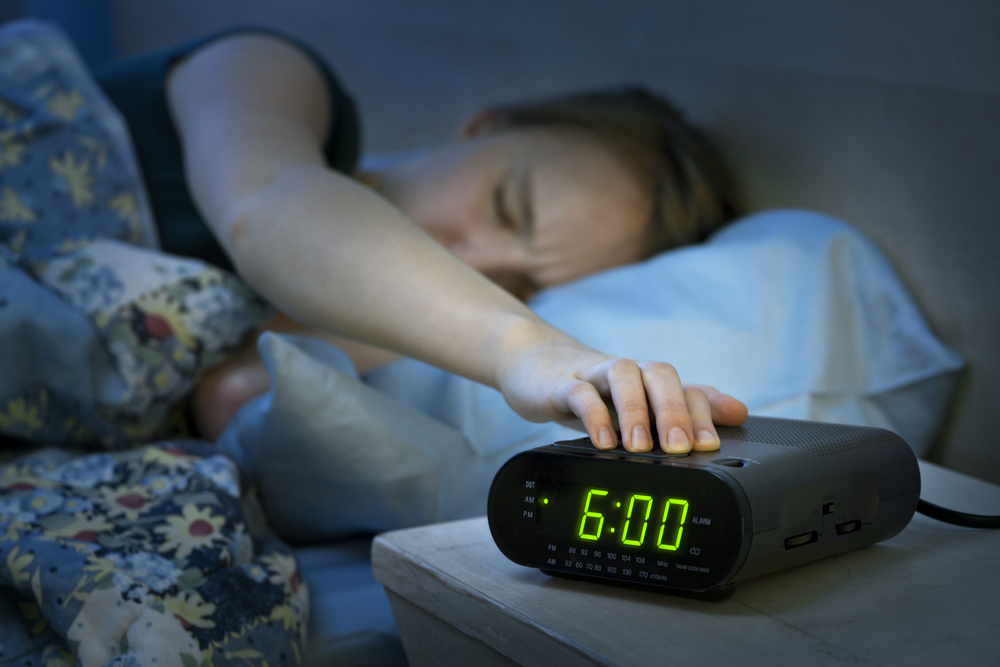 If you are constantly pressing the snooze button, learn how to make it a think of the past with the Sleep Matters Club