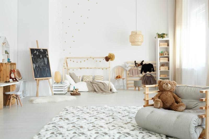 storage kids' bedroom design