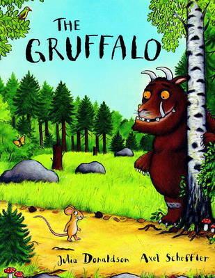 The Gruffalo by Julie Donaldson