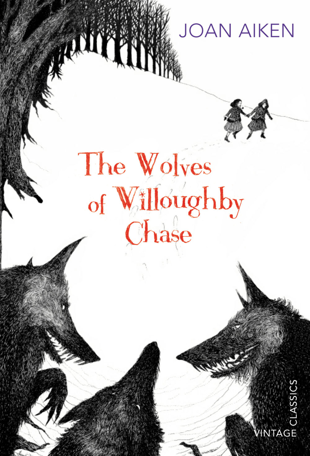 The Wolves Of Willoughby Chase By Joan Aitkin
