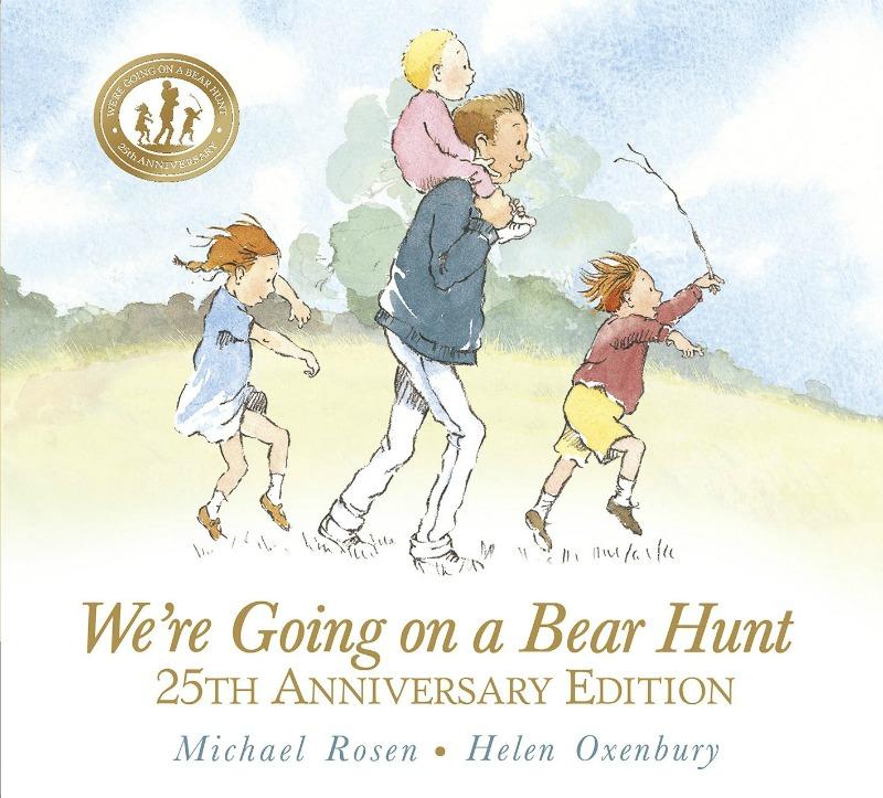 Michael Rosen's We're Going on a Bear Hunt